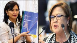 De Lima pinuri si Leni | War on drugs report ni VP Leni Robredo, Patas – De Lima